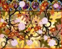Garden Vines, Oil on Canvas, 20 x 26 in.