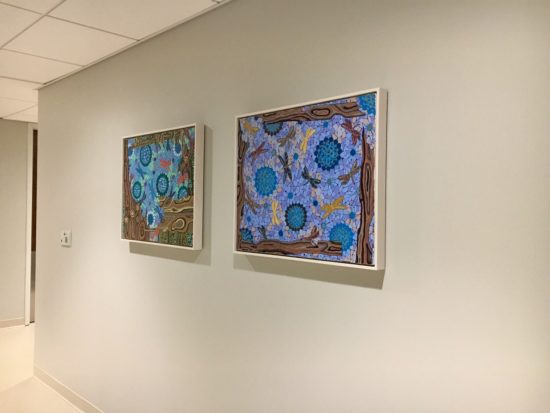 Paintings Included in Memorial Sloan Kettering Collection